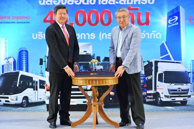 sales of 40 thousand cars - (1)