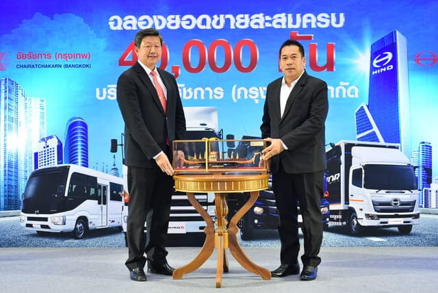 sales of 40 thousand cars - (10)
