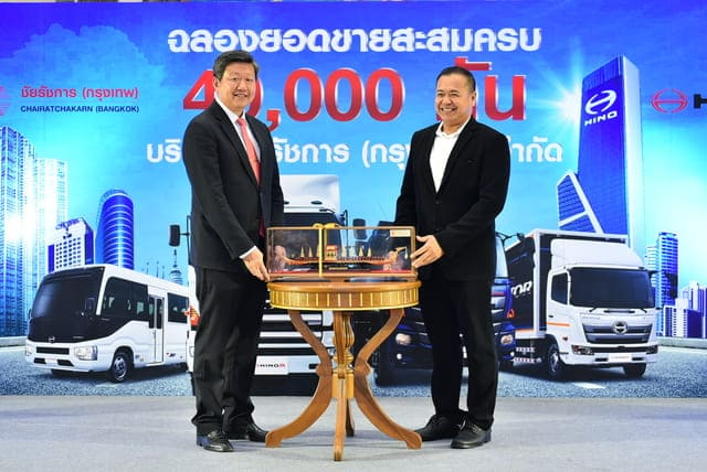 sales of 40 thousand cars - (11)