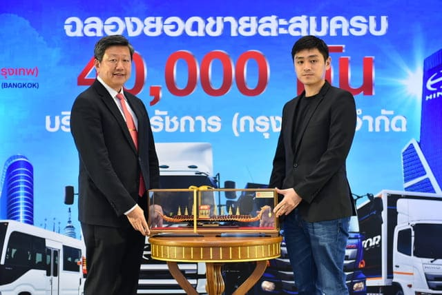 sales of 40 thousand cars - (12)
