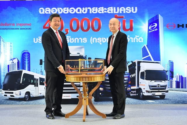 sales of 40 thousand cars - (13)