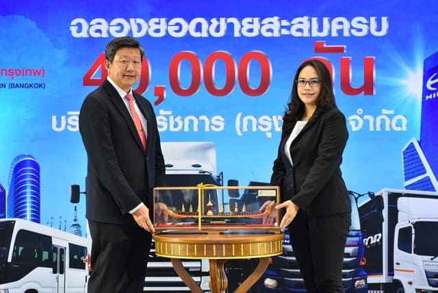 sales of 40 thousand cars - (14)
