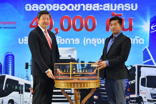 sales of 40 thousand cars - (16)
