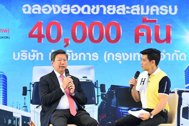 sales of 40 thousand cars - (3)