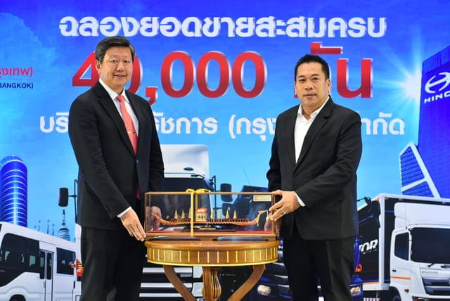 sales of 40 thousand cars - (9)